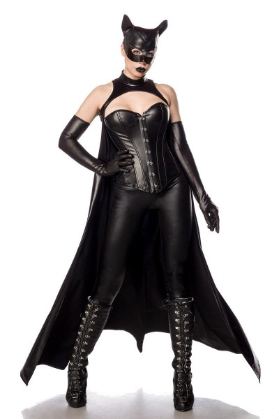 Fledermaus-Heldin Kostüm - vorne