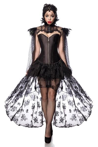 Vampir-Königin Kostüm - vorne