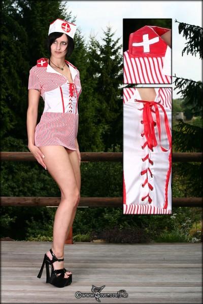 Krankenschwester Kleid