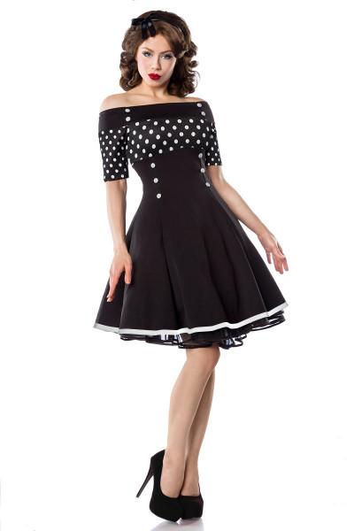 Vintage Kleid Kleider Kurz Club Hot Fashion Odretto Highheels
