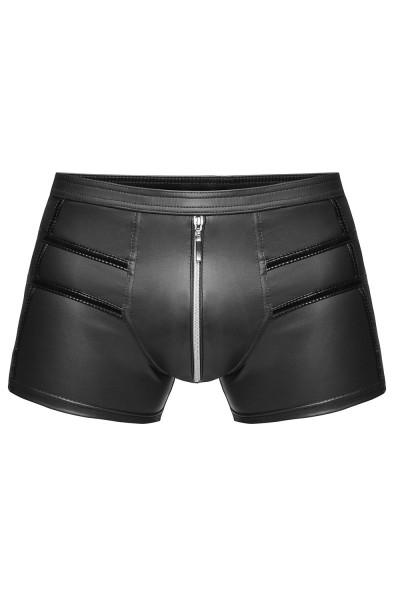schwarzer Short